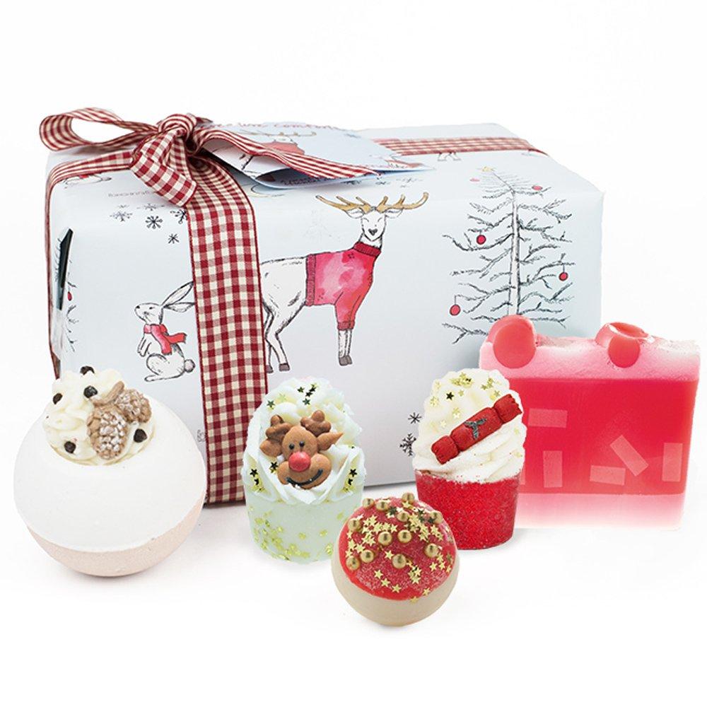 Bomb Cosmetics Creature Comforts Handmade Gift Pack