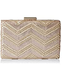 Lino Perros Women's Clutch (Golden)