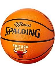Spalding Ball Player Joakim Noah 83-083Z - Pelota de baloncesto, color naranja, talla 7