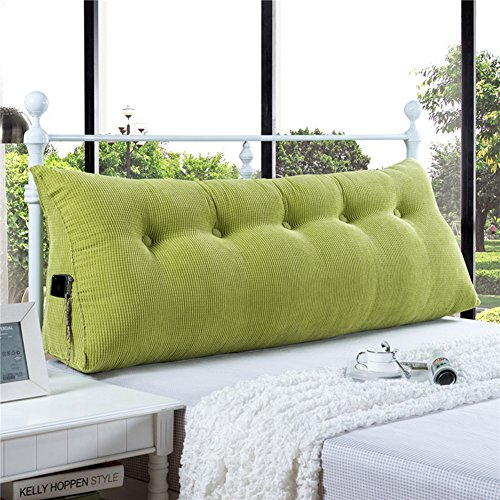 VERCART Wedge Pillow Bed Wedge Pillow Sofa Rückenlehne Kopfkissen, Keilkissen,Rückenkissen,...