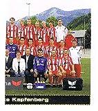 No.285 SV Stadtwerke Kapfenberg - Team Group - Part 2 - Bundesliga Fussball 2007/2008 (Austria) - Panini