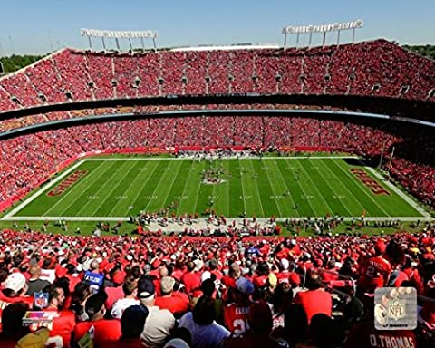 Arrowhead Stadium 2013 Photo Print (50,80 x 60,96 cm)