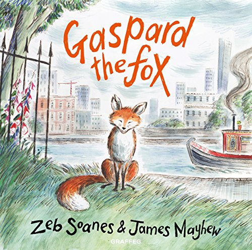 Gaspard the Fox (English Edition)