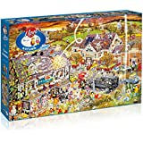 "Gibsons g7084 ""I Love Herbst"" Puzzle (1000 Teile)"