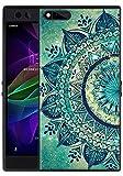 CMID Razer Phone Hülle, Slim Flexible Soft Silikon Bumper Handytasche TPU Stoßfest Schutzhülle Abdeckung Case Cover für Razer Phone (A-02)