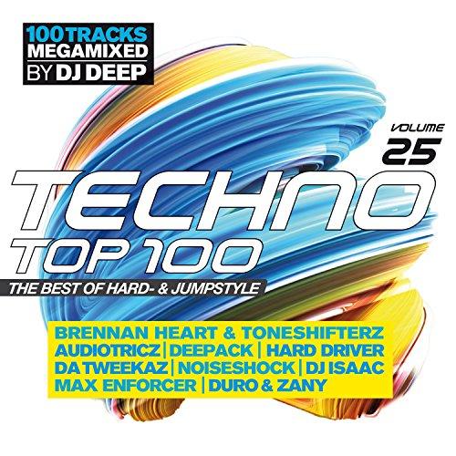Techno Top 100, Vol. 25 [Explicit]