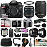 Best 47th Street Photo Low Light Digital Cameras - Nikon D7200 DSLR Digital Camera with 18-55mm VR Review