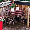 Blumentische Flower Darling, 3er-Set von Gärtner Pötschke auf Gartenmöbel von Du und Dein Garten