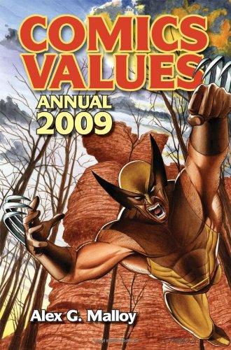 Comics Values Annual: The Comic Book Price Guide