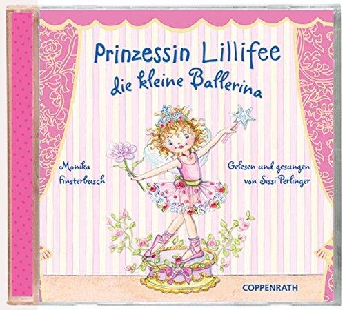 Preisvergleich Produktbild Prinzessin Lillifee die kleine Ballerina (CD)