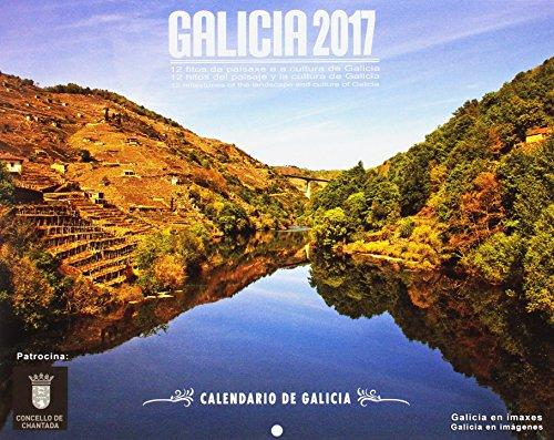 Calendario de Galicia 2017 (Galicia En Imágenes)