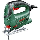 Bosch Home and Garden 06033A0000 Bosch Seghetto Alternativo Compact Easy PST 700 E, 500 W, Verde, 70 mm