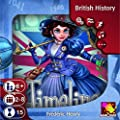 Asmodee Editions Timeline British History Card Game