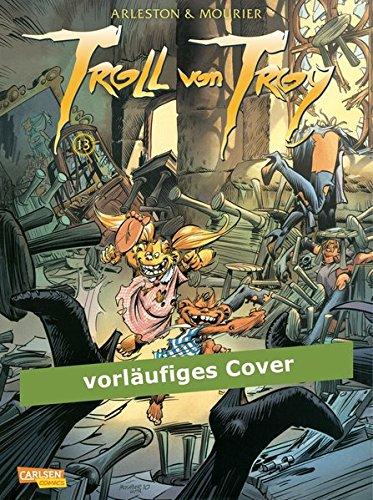 Troll von Troy 13 - Der Krieg der Vielfraße (Comic)