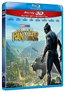 Black Panther 3D [Blu-ray] (B079VYZHFQ)   Amazon price tracker / tracking, Amazon price history charts, Amazon price watches, Amazon price drop alerts