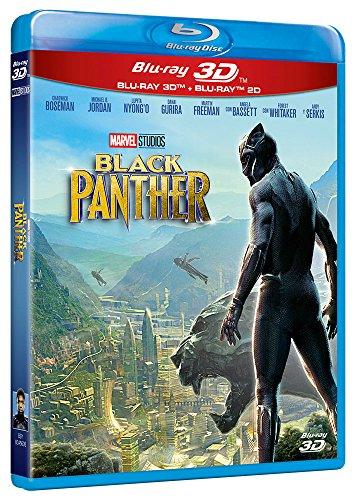 Black Panther 3D [Blu-ray]