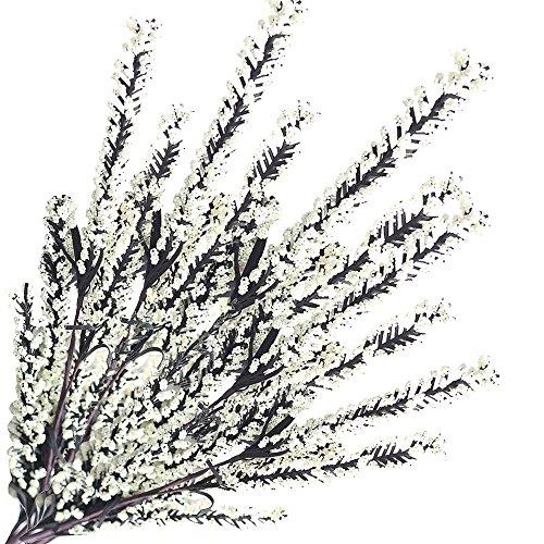 VWTTV5 Stück künstliche Seide gefälschte Blume Lavendel künstliche Blume Tal Ohren Lavendel Hochzeitsstrauß Partei Hauptdekoration