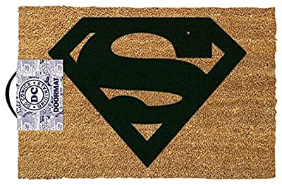 Superman Logo Paillasson