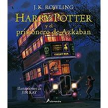 HARRY POTTER Y EL PRISIONERO DE AZKABAN - ILUSTRADO (Harry Potter (Ilustrado))