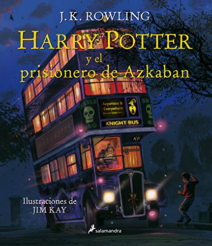 HARRY POTTER Y EL PRISIONERO DE AZKABAN - ILUSTRADO (Harry Potter (Ilustrado))