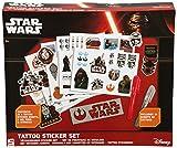 SAMBRO stw7–5.115,6cm Star Wars Episode 17,8cm Tattoo Sticker Set