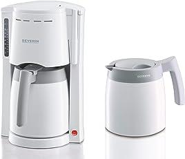 Severin KA 9234 Kaffeeautomat mit 2 Thermokannen