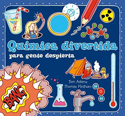 Libro de química para niños