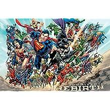 DC Comics Maxi Poster 61 x 91,5 cm Justice League Rebirth