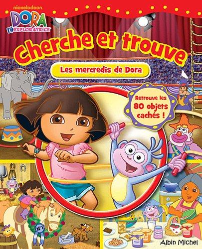 CHERCHE ET TROUVE DORA Nº4