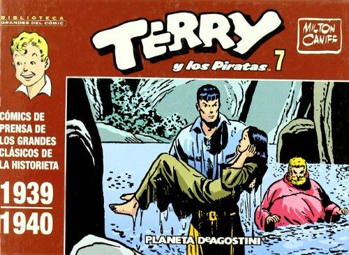 Biblioteca Grandes del Comic: Terry y los piratas nº 07