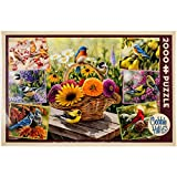 Outset Media Puzzle 2000 Teile 40 x 27-inch-Rosemary 's Vögel, Andere, Mehrfarbig