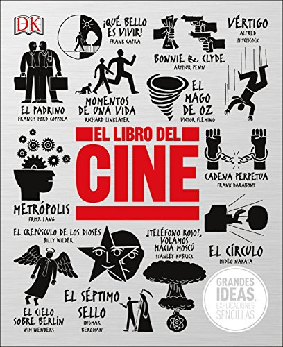 SPA-LIBRO DE CINE (Big Ideas Simply Explained) por DK