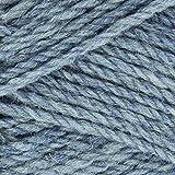 Rowan pure wool superwash dk Farbe 105 - flint 100% Schurwolle (Merino) zum Stricken & Häkeln