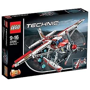 LEGO Technic 42040 - Aereo Antincendio