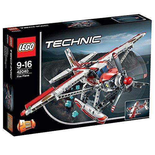 Preisvergleich Produktbild LEGO Technic 42040 - Löschflugzeug