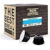 Note d'Espresso - Decaffeinato - Capsules de Café - Exclusivement Compatible avec les Machines NESCAFE* DOLCE GUSTO* - 48 cap
