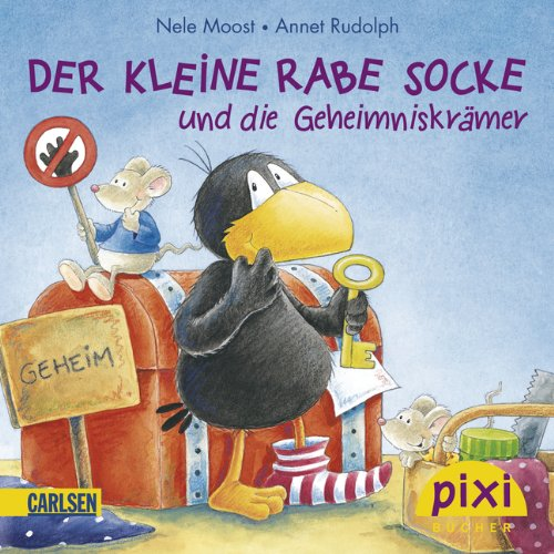 Pixi-Bundle 8er Serie 193: Der kleine Rabe Socke (Pixi-8er-Set, Band 193) - 5