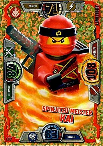 LEGO Ninjago Alle 3 Mini-Tins Serie 3 Trading Cards Deutsch