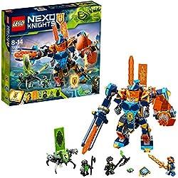 Lego Nexo Knights Resa dei Conti con Il Mago, 72004