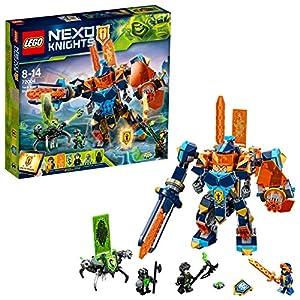 LEGO- Nexo Knights Resa dei con Ti con Il Mago, Multicolore, 72004  LEGO