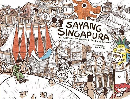 Sayang Singapura by Marshall Cavendish International (Asia) Pte Ltd (2015-08-07)