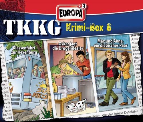 Tkkg Krimi Box 08