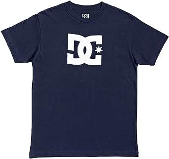 DC Shoes Star Boy - Maglietta da Ragazzo 8-16 Maglietta Bambino