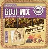 Schock Barretta Goji Mix Bio - 9 Barrette da 25 gr (Totale 225 gr)