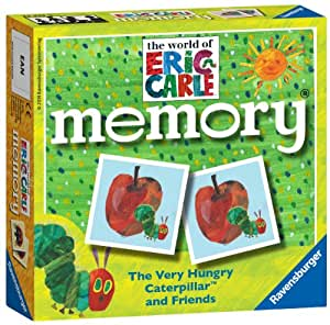 Ravensburger The Hungry Caterpillar Mini Memory®