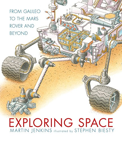Exploring Space: From Galileo to the Mars Rover and Beyond por Martin Jenkins
