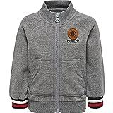 LEGO Wear Baby-Jungen Sweatshirt Duplo Boy Sofus 703-Sweat Jacke, Grau (Grey Melange 913), 104