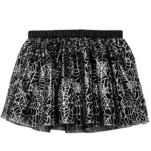 Baby Girls' Halloween Tutu Skirt with Foil - -