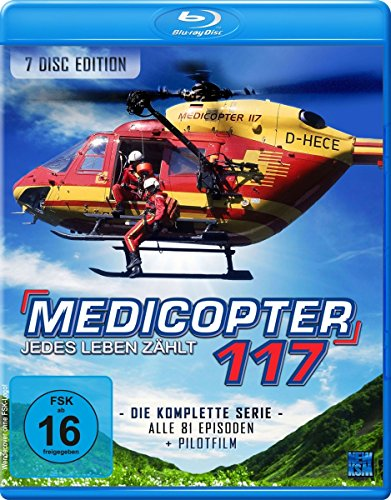 Die komplette Serie (Limited Edition) [Blu-ray]