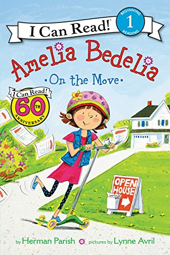 Amelia Bedelia on the Move (I Can Read Level 1)